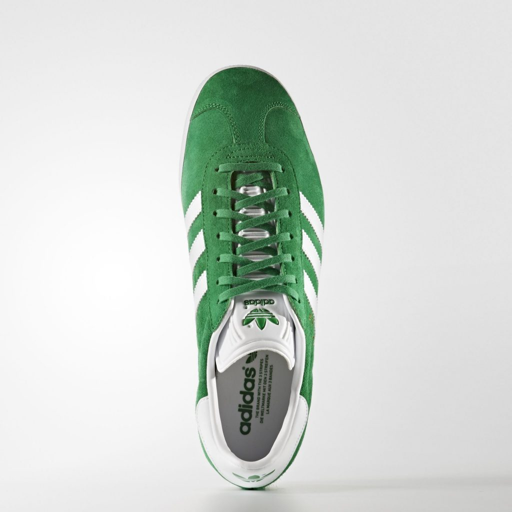 design fin Adidas gazelle vintage