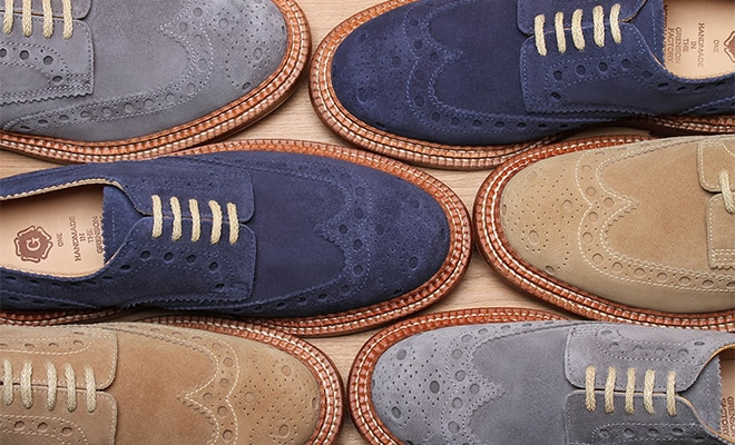 chaussures Grenson Gibson Brogue