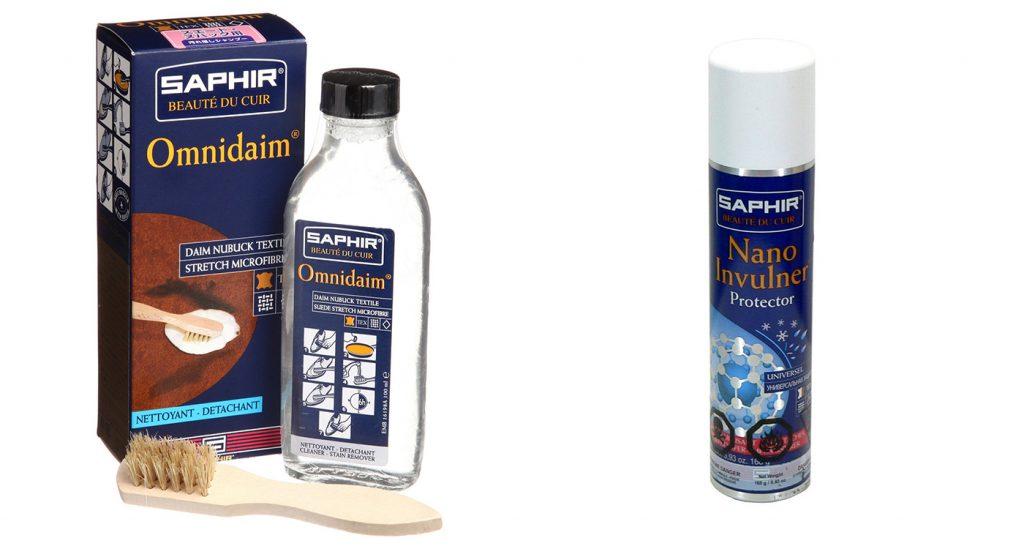 nettoyant Saphir pour cuir