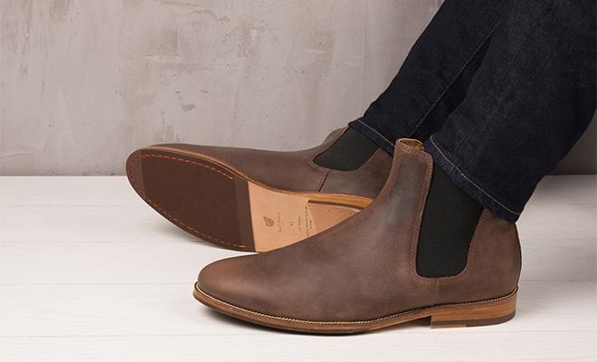 chelsea boots bobbies horloger
