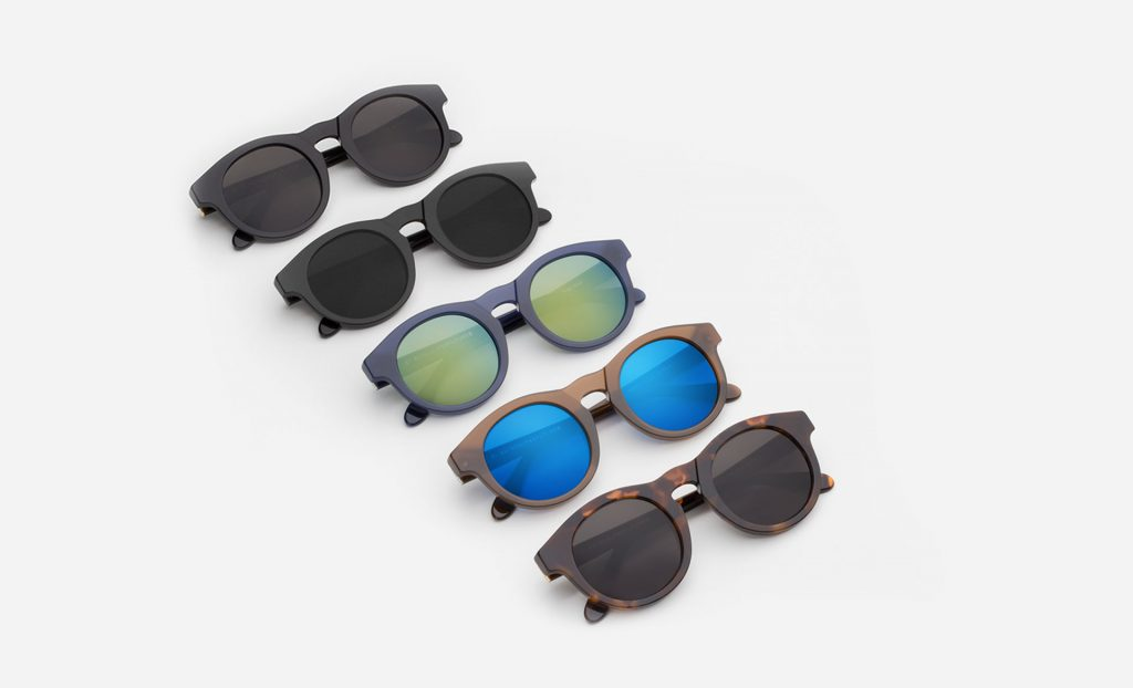 collection de lunettes de soleil Boy Retrosuperfuture