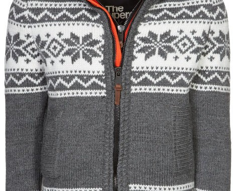 gilet chaud Superdry