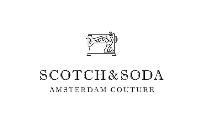 marque Scotch & Soda