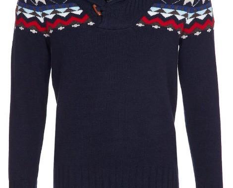 pullover flocon Napapijri