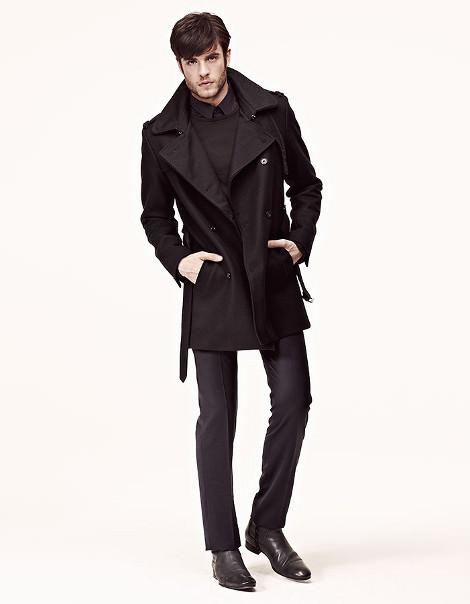 trench coat pour homme un indispensable pour la pluie peah. Black Bedroom Furniture Sets. Home Design Ideas