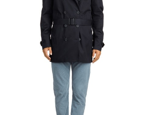 trench coat sandro