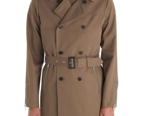 trench coat the kooples
