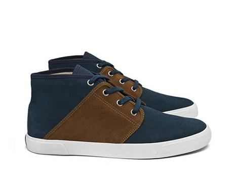 chaussure Veja Méditerranée bleue