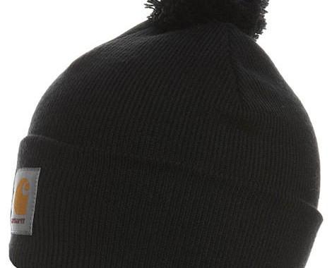 bonnet à pompon carhartt