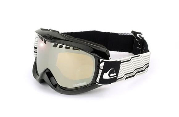 masque de ski quiksilver noir