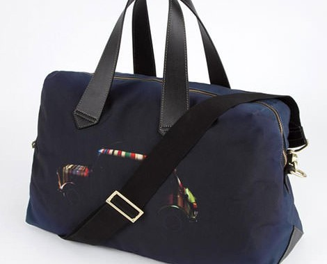 sac weekend mini silhouette paul smith