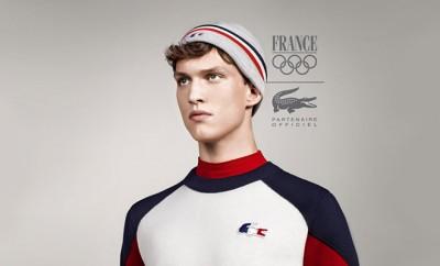 tenue lacoste jeux olympiques sotchi