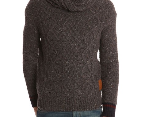 pull col roulé scotch and soda