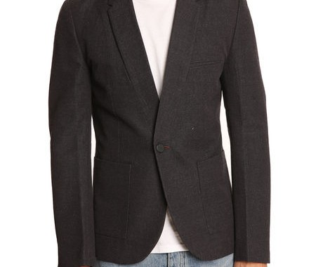 veste grise paul smith