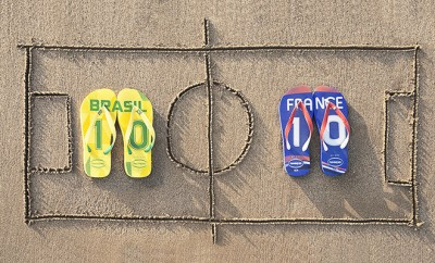 Havaianas tongs bresil france