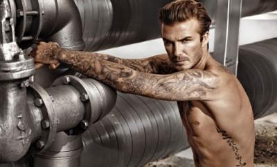 H&M David Beckham collection maillot de bain