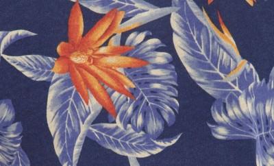 tendance motifs fleurs mode homme