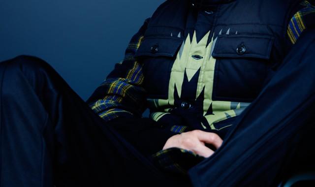 ensemble homme avec motifs ikat Adidas Originals NEIGHBORHOOD