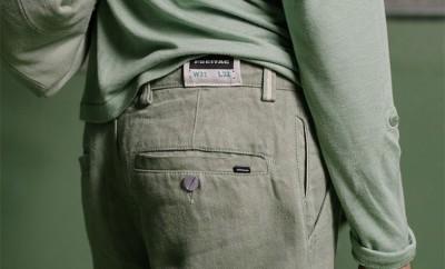 Freitag mode homme vêtements biodégradables