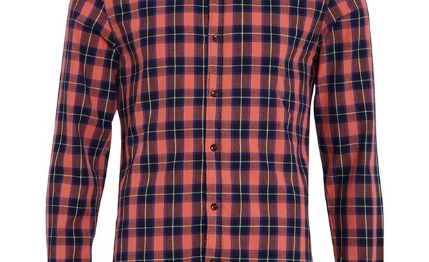 chemise flannel Scotch & Soda
