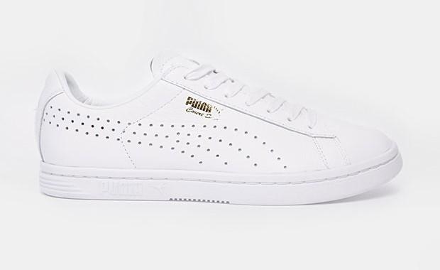 puma sneaker blanche