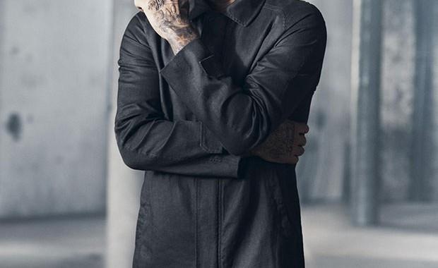 veste longue H&M