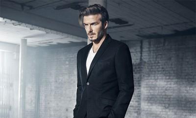 collection mode homme H&M David Beckham
