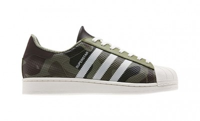 Adidas Originals Superstar camouflage