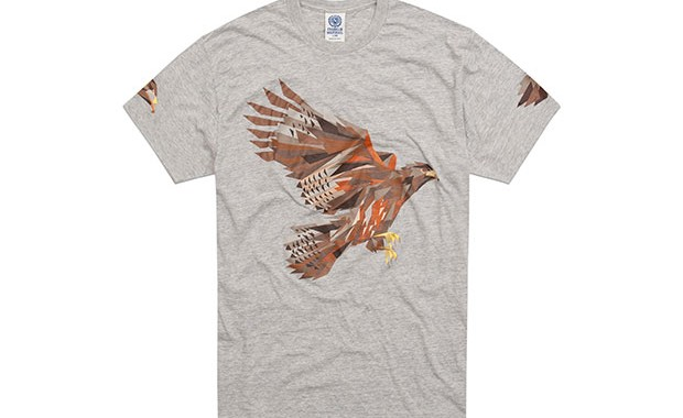 t-shirt Franklin & Marshall aigle