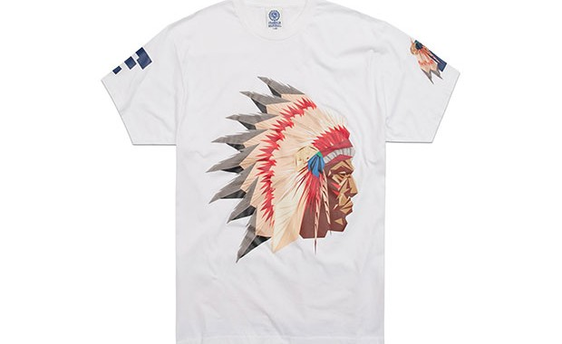 t-shirt Franklin & Marshall indien