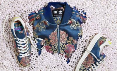 collection Jacquard Adidas Originals Pharrell Williams