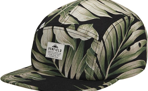 Casquette feuille Penfield