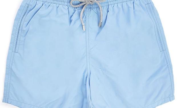 maillot de bain bleu Vilebrequin