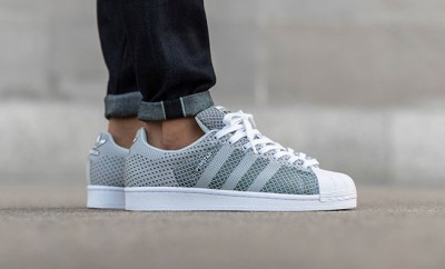 adidas superstar en toile
