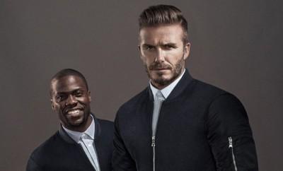 Beckham H&M modern essentials