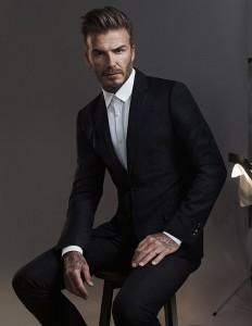 Beckham costume H&M