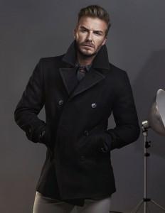 Beckham caban H&M