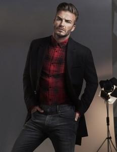 Beckham chemise H&M