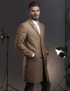 Beckham manteau H&M