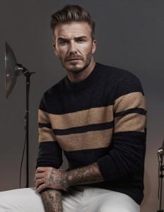 Beckham pull-over H&M