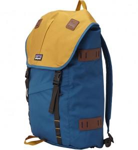 sac à dos bleu Patagonia