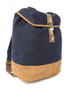 sac à dos bleu Faguo