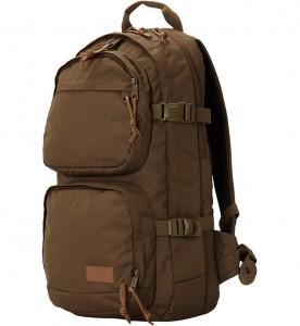 sac à dos marron Eastpak
