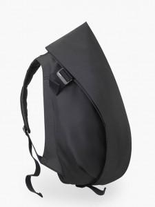 sac à dos noir Côte & Ciel