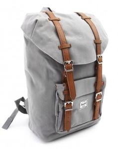 sac à dos gris Herschel