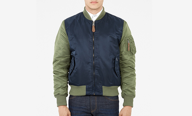 bomber Ben Sherman Alpha Industries