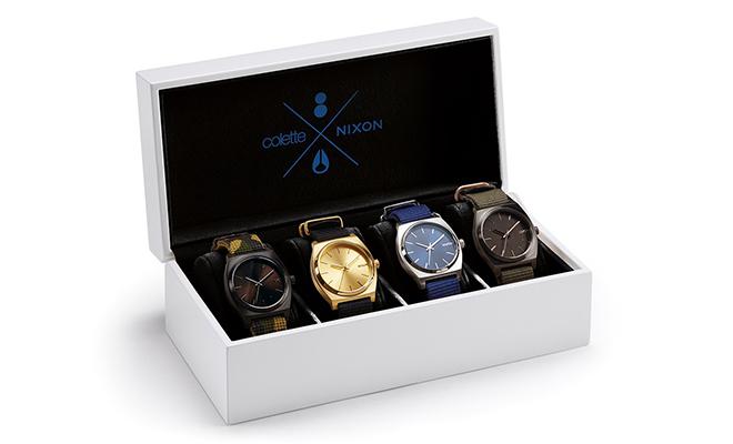 Nixon gift box Colette