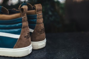 Sk8-Hi Vans x The North Face
