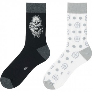 chaussettes Uniqlo Star Wars
