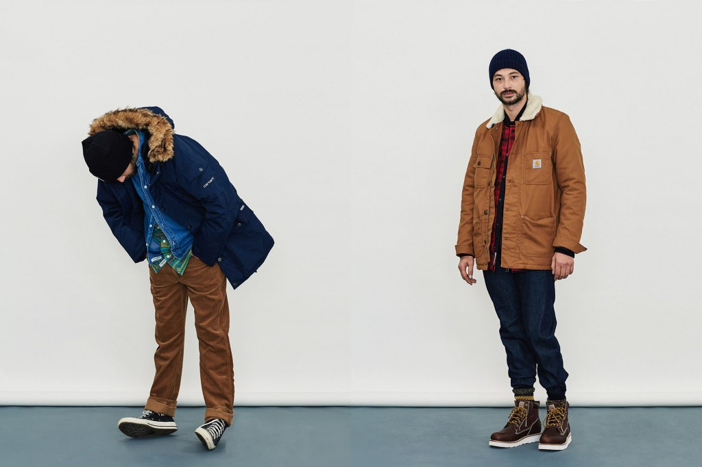 collection Carhartt homme 2015